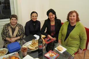 Frauen von Echt Grün Josefstadt