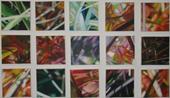 Ölbilder 2009 von Heidrun Widmoser