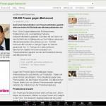 100000 Frauen gegen Berlusconi1