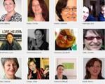 Bildgalerie der unterstützenden Einzelfrauen