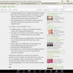 Screenshot Ein Signal für Frauenrechte setzen 5
