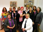 Team 2010, Mitarbeiterinnen der Frauenberatungsstelle Oberpullendorf