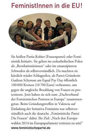 Feministische Partei DIE Frauen