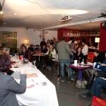 Auftakt-PK-Indoor, 20000frauen.at, zahlreiches Kommen