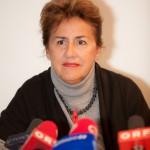 Christa Pölzlbauer, Vorsitzende des österreichischen Frauenrings