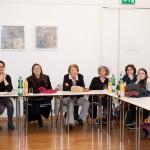 Frauen-Plenarsitzung im ega, Februar 2011