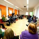 Frauen-Plenarsitzung im Grünen Haus, Jänner 2011