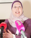Amina Baghajati vom Forum Muslimische Frauen