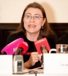 Ulli Weish, Aktivistin der Plattform 20000 Frauen