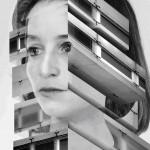 VALIE EXPORT Collage, 1972