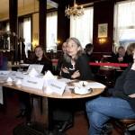 Pressekonferenz 19.3.2012 Café Ritter