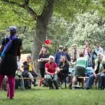 Frauenpunkt 2014 am Volksstimmefest, Fotos: ©B. Frenzel